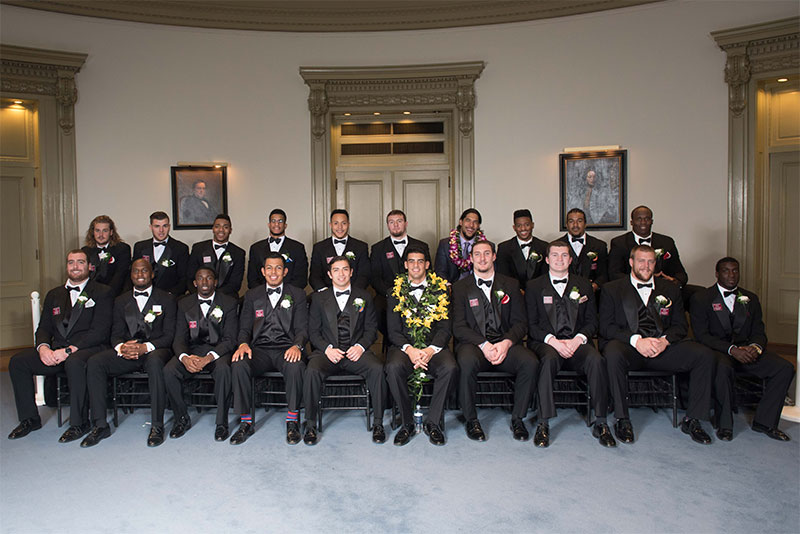 The 2014 Walter Camp All-American Team