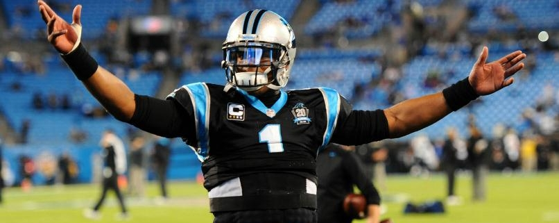 Walter Camp Football Foundation | Panthers QB Cam Newton and
